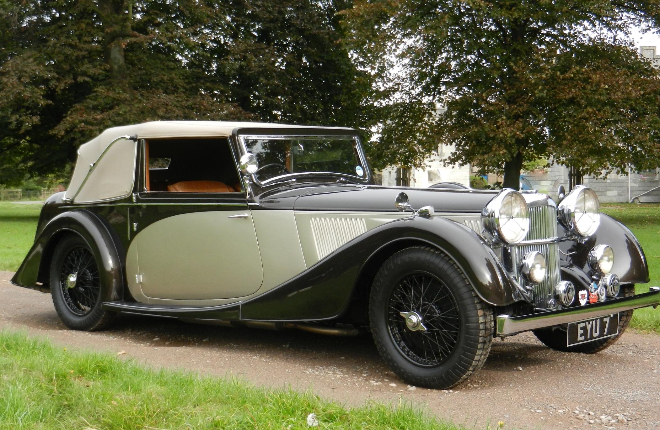 Vintage Car Restorations 55