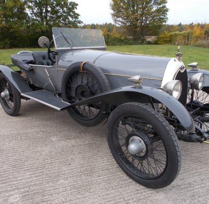 Vintage Car Restorations 15